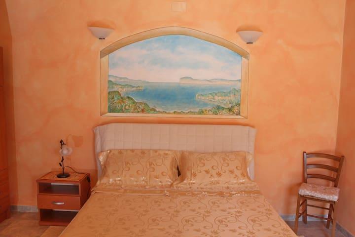Ritabnb:  La camera Capocaccia - Alghero - Aamiaismajoitus