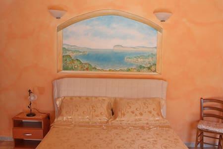 Ritabnb:  La camera Capocaccia - Algueiro