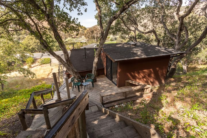 """The Treehouse""/studio in the oaks - Avila Beach - Wohnung"