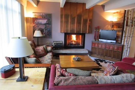 Copper Mtn: Ski In/Out, 2Bd/2Ba Apt - Copper Mountain