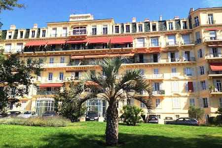 LUXURIOUS APARTMENT IN PALACE TO CANNES - Cannes - Wohnung