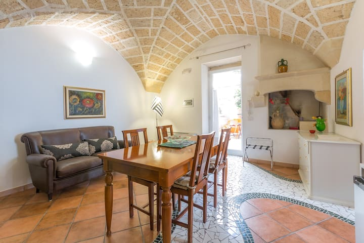 Charming apartment in the heart of Lecce