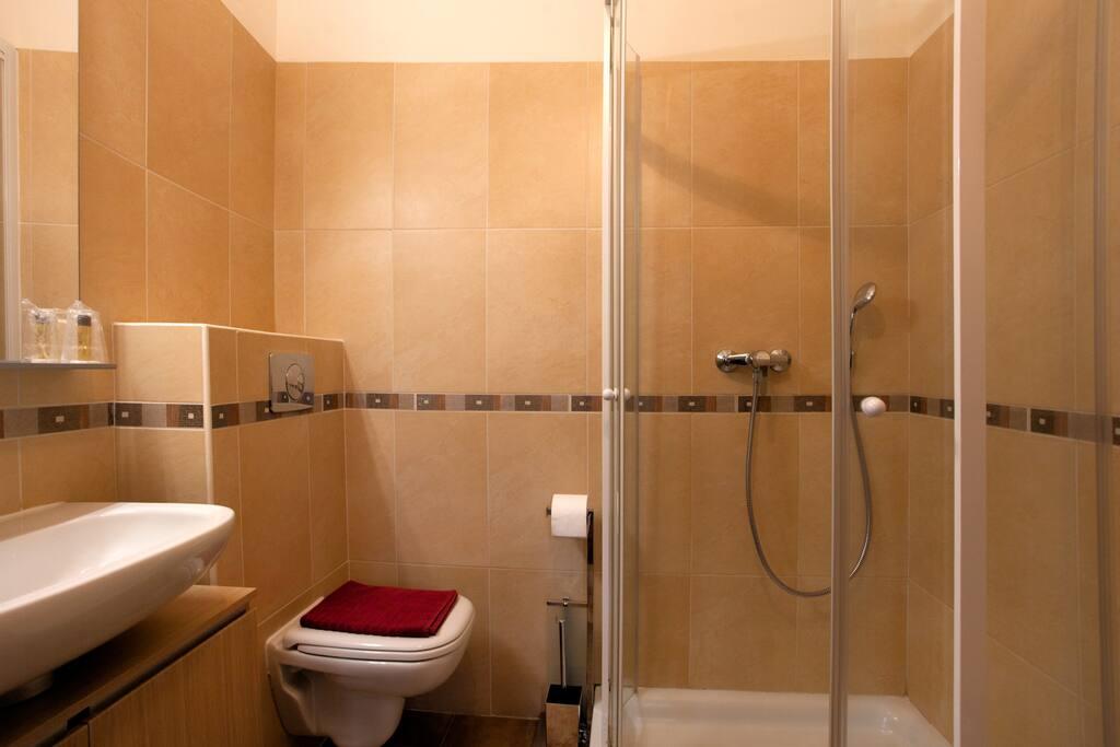 Salle de bain Monte d'Oro