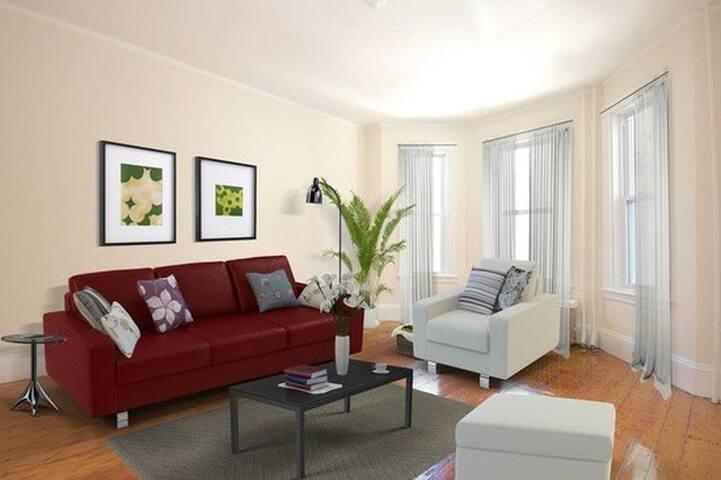 Charming Arboretum Area 1+ Bed/1 Ba - Boston - Apartment