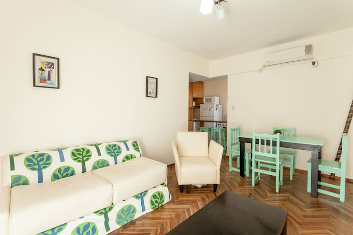 Hermoso dpto en Olivos (puerto) - Olivos - Apartment