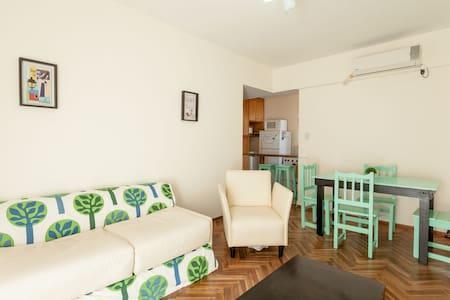 Hermoso dpto en Olivos (puerto) - Olivos - Appartement