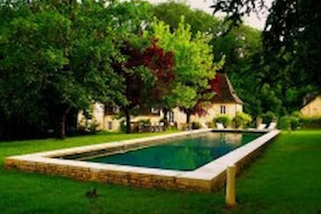A stunning 18th Century manor house - Sarrazac - Vila
