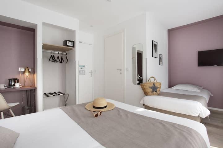 L'Alcôve Hôtel, Triple Confort