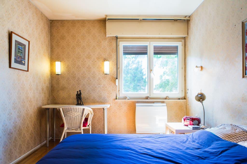 Chambre calm proche de tram bus com appartements louer for Appartement bordeaux nord