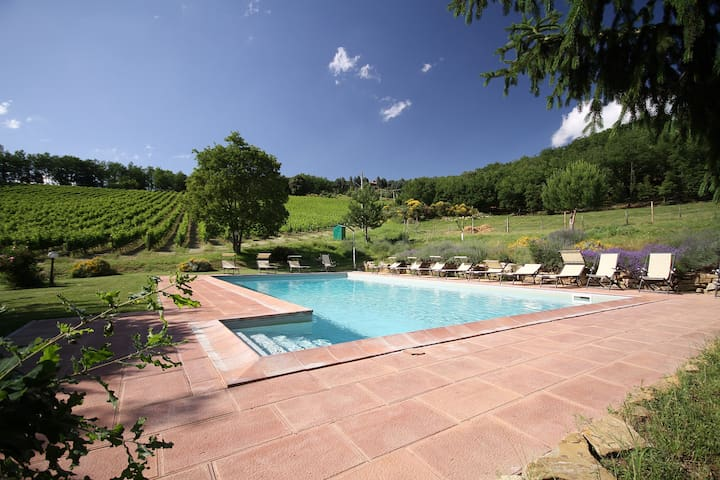 Farmhouse near Florence - Fienile - Pontassieve - Apartament