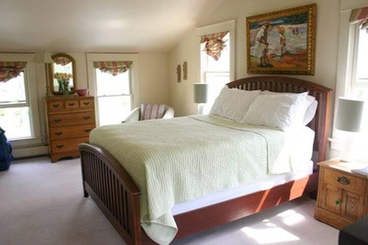 Buena Vista House, Shelton Suite