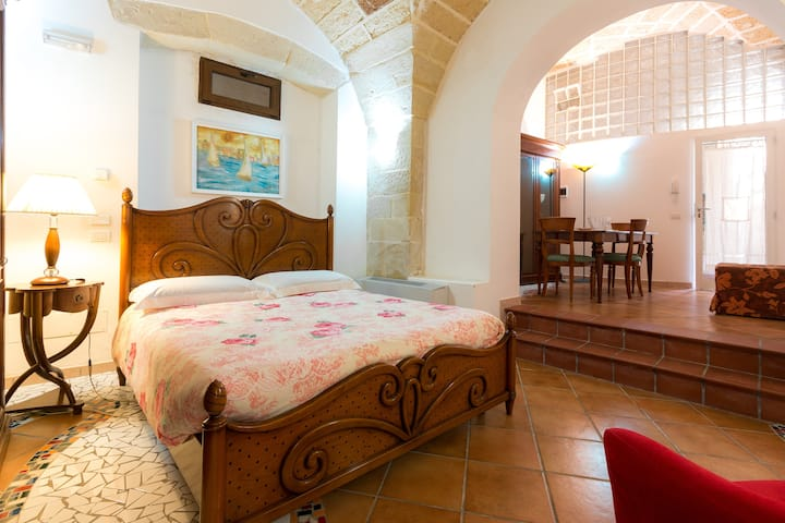 Suite in the historic center