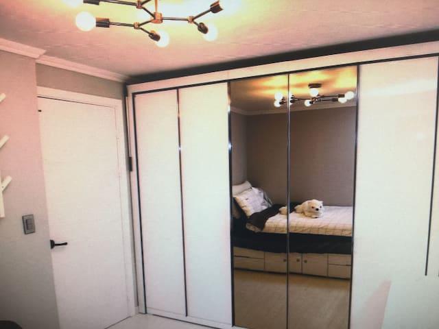 Clean room (Private bathroom)
