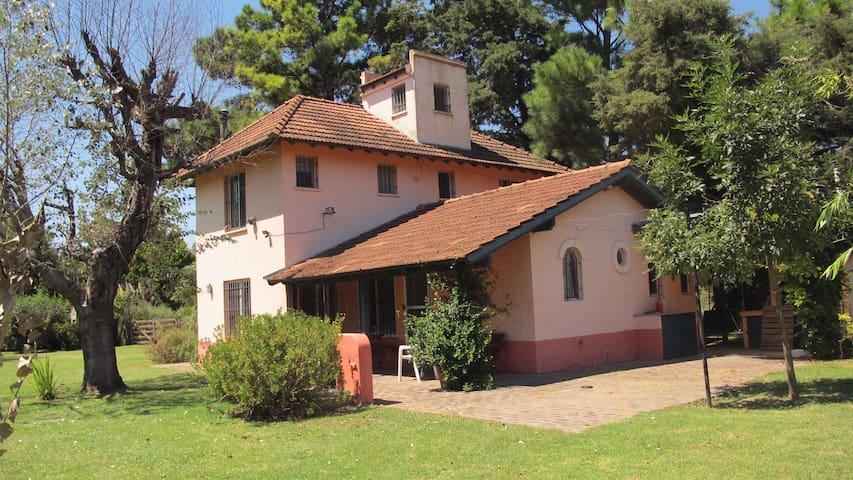 Casa Quinta en el REMANSO - Capilla - Capilla del Señor