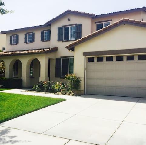 Room B for rent ,Rancho cucamonga - Rancho Cucamonga - วิลล่า