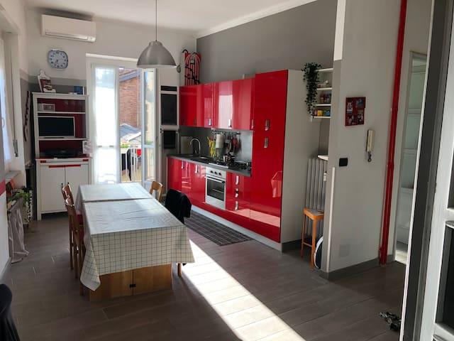 Casa 6 posti e/o camera privata aria condizionata