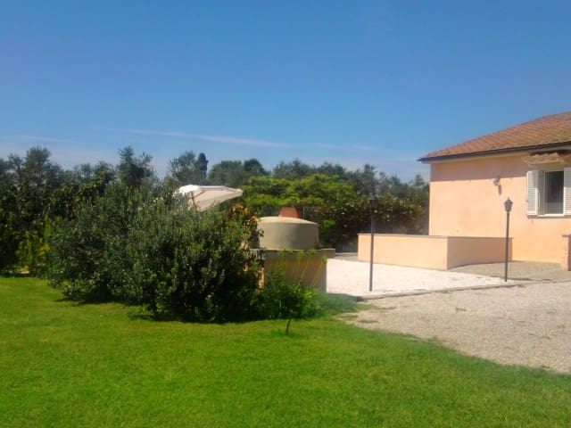 Villa balu' - Campiglia Marittima - Villa