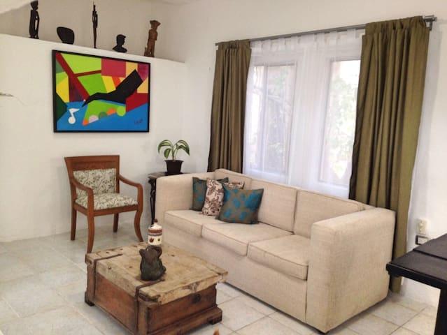 Estudio privado con baño privado - Cancún - Lägenhet