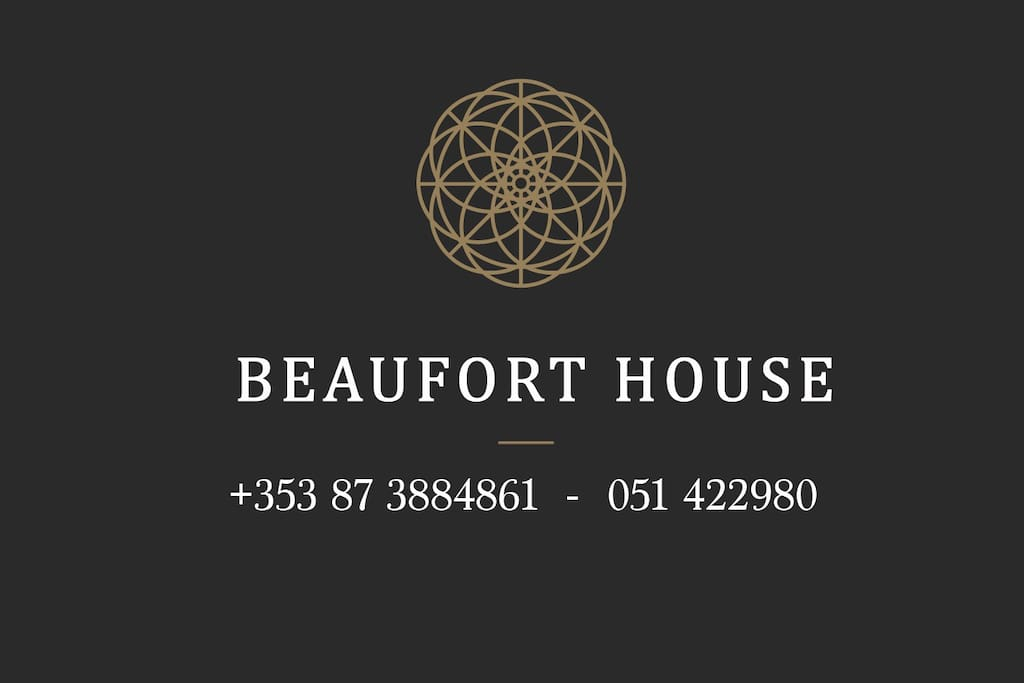 """Cead mile failte, to Beaufort House bed & breakfast. We aim to make your stay a pleasant and memorable experience. Beaufort House B&B is one of New Ross's most central & luxurious guest houses, it is the ideal place from which to visit the Dunbrody Famin"
