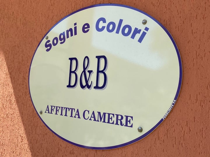 B&B Sogni e Colori - Mini Apartment for 5 pax