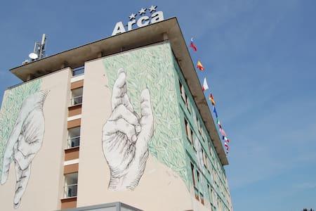 Hote Arca - Spoleto