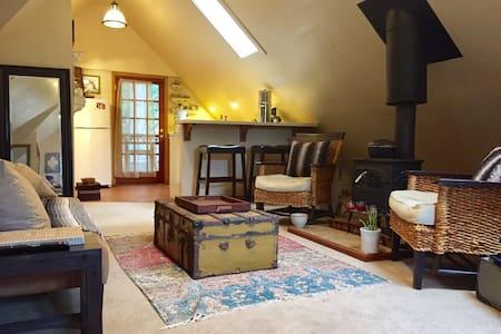 Serene guesthouse,  no neighbors! - Scotts Valley - 宾馆