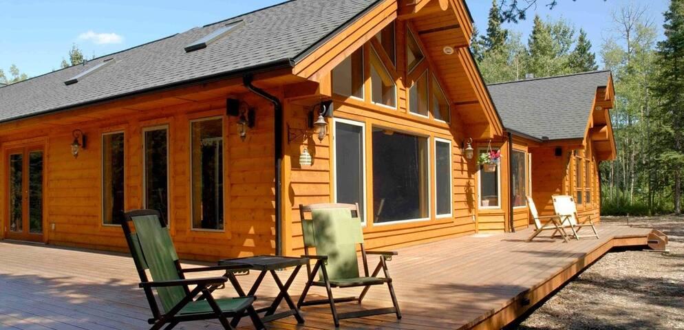 Deer Valley Romantic Room - Sundre - Szoba reggelivel