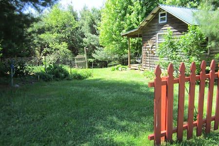 Blue Ridge Parkway ~ sweet cabin - Floyd - Cabane