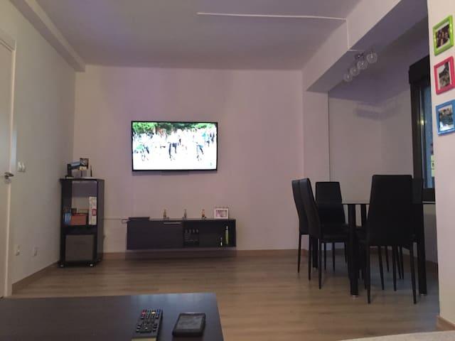 Habitación doble céntrica con WIFI - Andorra la Vella - Pis