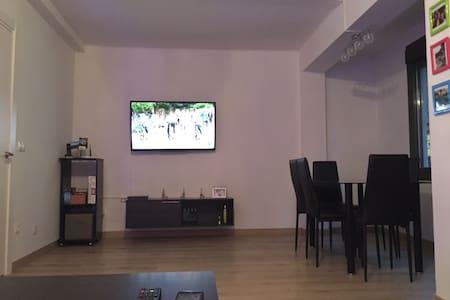 Habitación doble céntrica con WIFI - Andorra la Vella - Apartamento