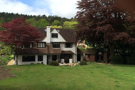 Stunning Surrey Hills Period House - Dorking