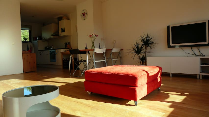 Clean, equiped and cheap appartment - Utrecht - Apartamento