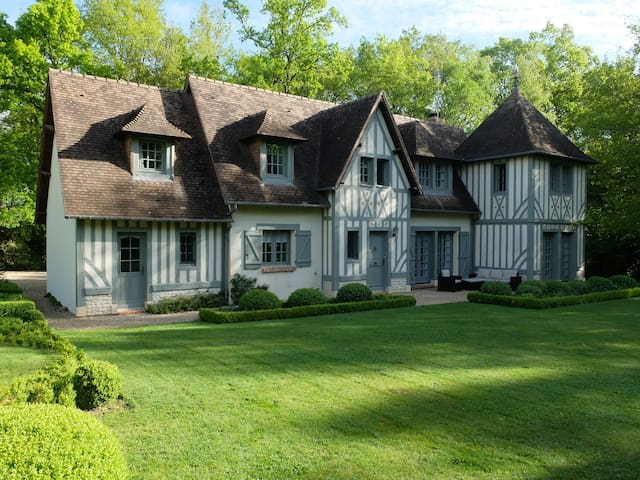 Beautiful country house - La Houssaye