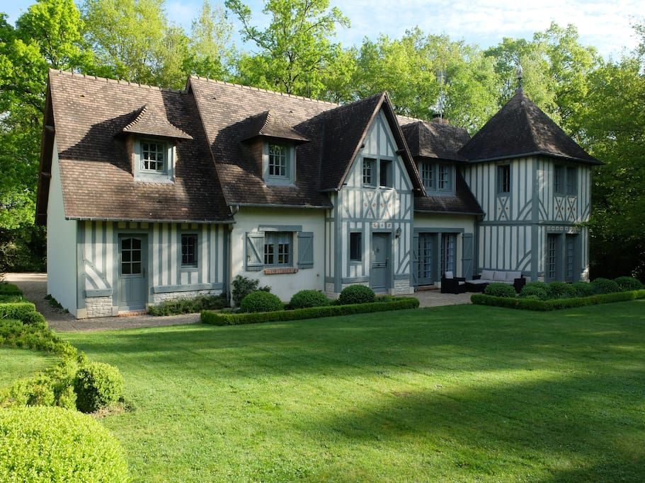 Beautiful Country House Houses For Rent In La Houssaye