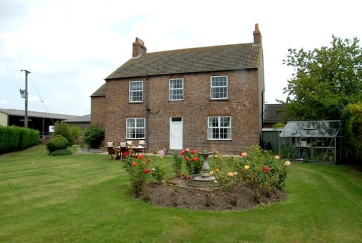 Wood Farm, York - Poppy Room - York - Bed & Breakfast