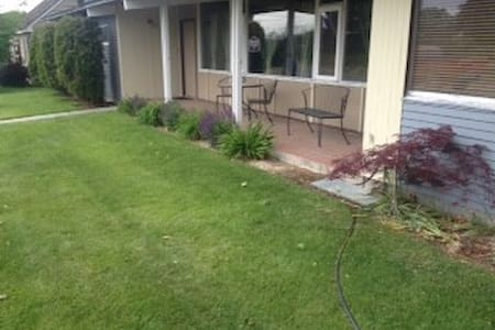 Cabin Suites Bed & Breakfast - Kennewick - Maison