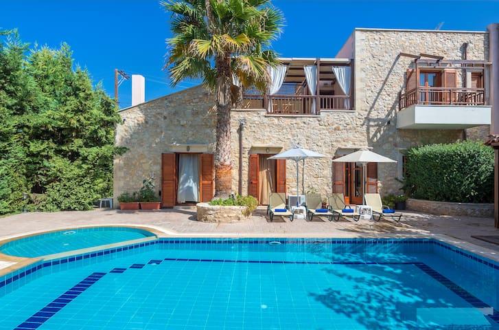 Villa Asteri - 4BD Stone-built villa - Αστέρι - Villa