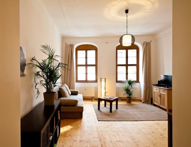 Familienfreundliche Gästewohnung, sehr zentral