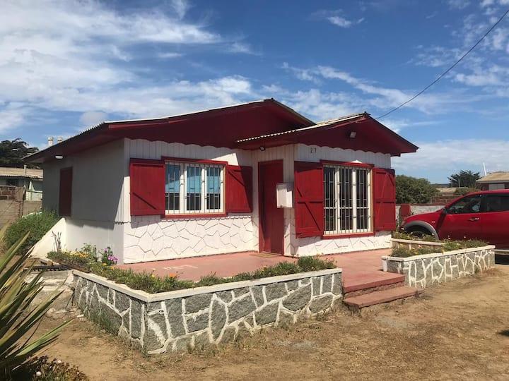 Casa en Playa San Carlos Litoral Central