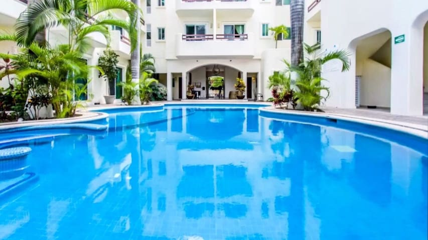 Authentic Charm in Paradise - Wkly/Mthly Discounts - MX - Condominium