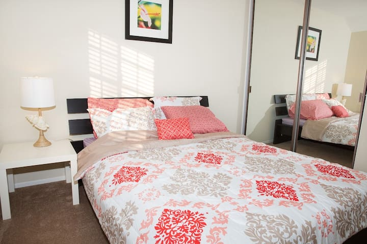 Cozy Vacation TownHouse 3bds - Hacienda Heights - Townhouse
