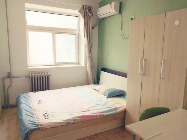 雕刻时光向阳正规卧室超值临近鸟巢水立方欢迎您