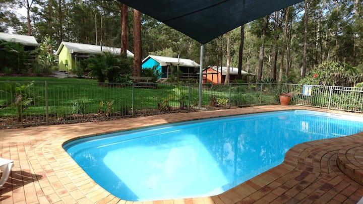 Chiltern Lodge Resort (Banksia Cottage)