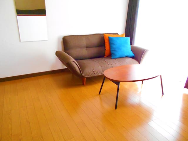Long stay discount! Near Haneda|3P Apart. w/loft