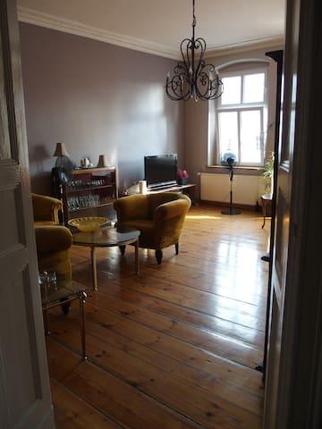 Easy calm apt: 150m2 refined trendy placed - Poznań - Apartamento