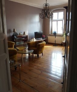 Easy calm apt: 150m2 refined trendy placed - Poznań - Apartemen