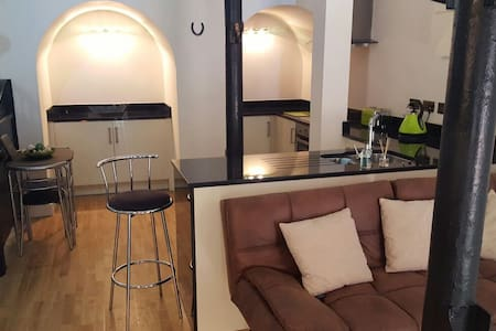 The Stables Listed Apartment - The Calls, Leeds - Leeds - Huoneisto