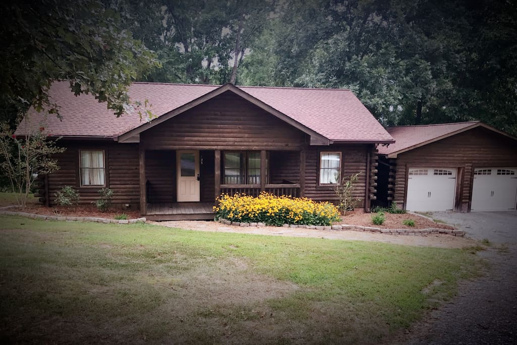 Cabin family duck hunt fish tn river ky lake cabins for Fishing cabin rentals