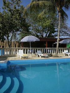 Pool and beaches at Havana Room 3 - Guanabo - Dom