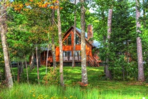 Lake Side Cabin -Hayward WI